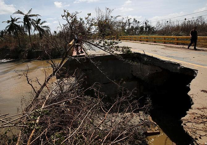 Crisis humanitaria en Puerto Rico requiere asistencia de EEUU