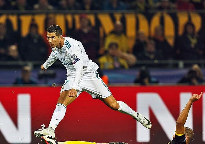 Real Madrid acabó con la sequía de victorias frente al Dortmund