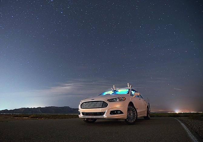 Ford y Lyft colaborarán en vehículos autónomos