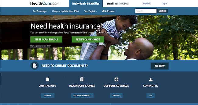 Obamacare a oscuras: cerrarán el sitio web por horas los fines de semana