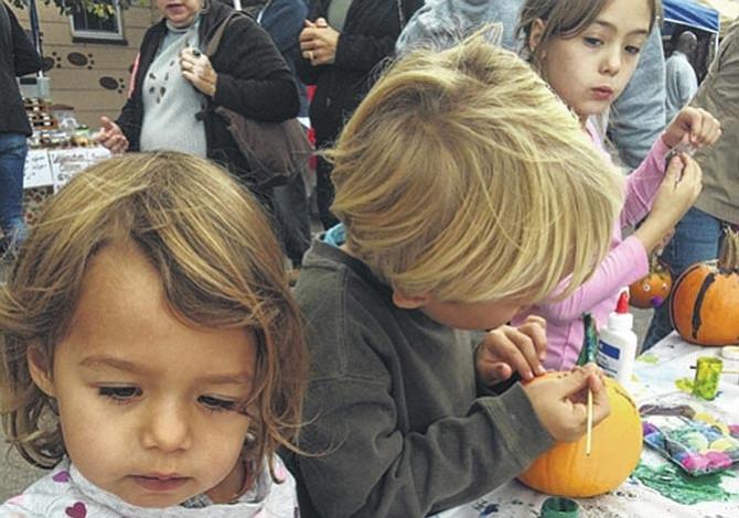Festival de otoño en familia