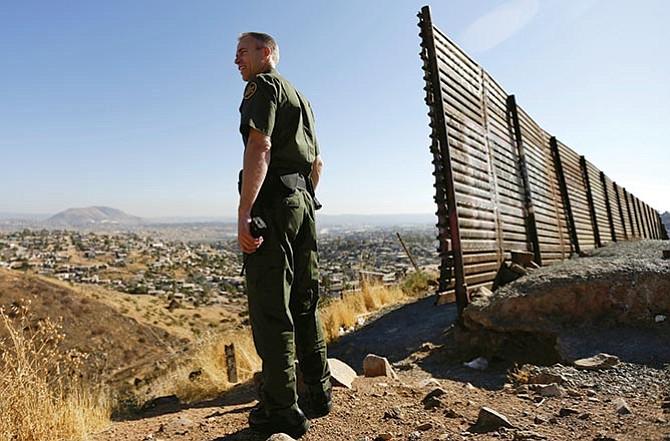 ¿Cómo está el muro fronterizo?