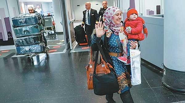 Corte suspendió alegatos  sobre veto migratorio