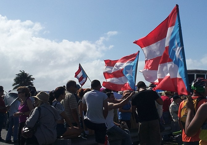 Asociación Puertorriqueños en Marcha recibe subsidio