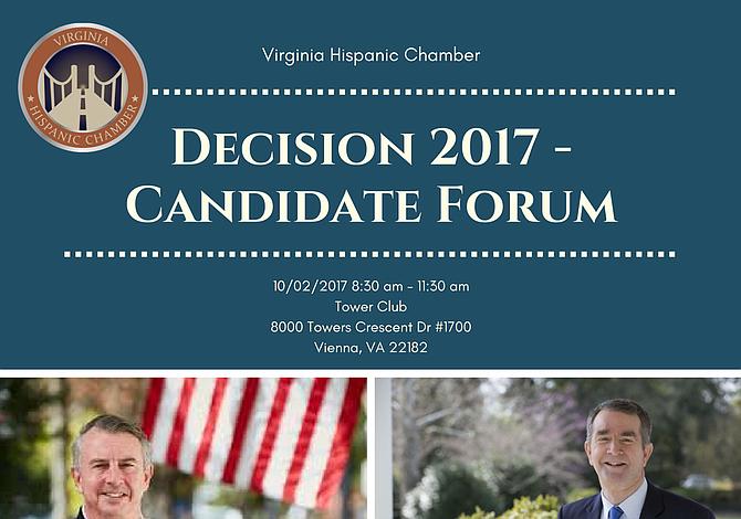 Alianza Multicultural llevará a cabo el Foro de Candidatos a la Gobernación de Virginia