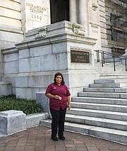 SALVADOREÑA. Soledad trabaja en el City Hall de Washington, DC y su hija aspira a convertirse en Alcaldesa siguiendo el ejemplo de la Alcaldesa Muriel Bowser.