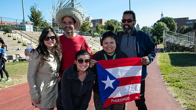 Miembros de Friends of Puerto Rico