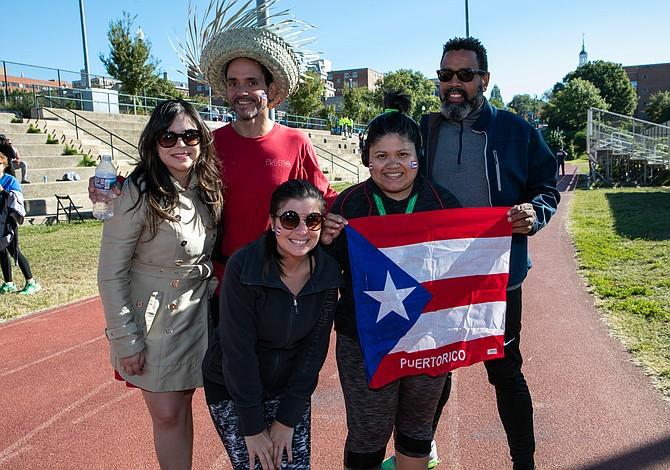Puertorriqueños del DMV corrieron 5K para ayudar a la reconstrucción de Puerto Rico