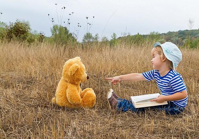 Cómo aceptar los amigos imaginarios de nuestro hijo