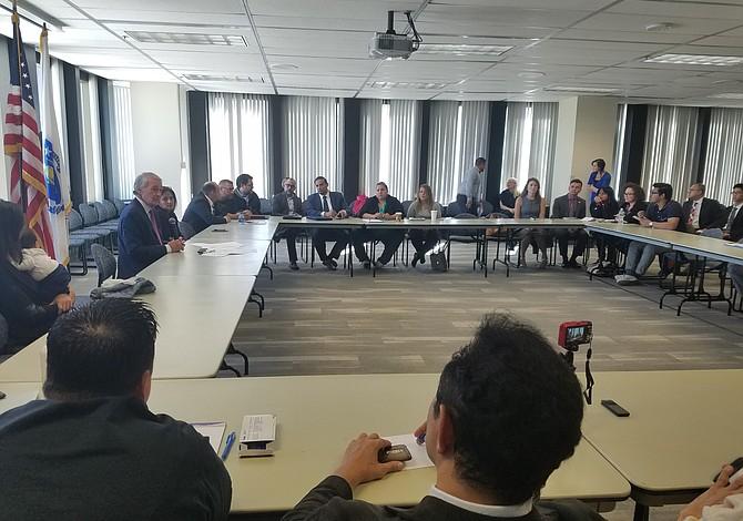 Seis demandas que piden activistas puertorriqueños de Boston al congreso