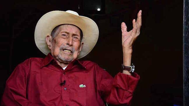 Muere don Pablo Villalobos, el salvadoreño de 116 años