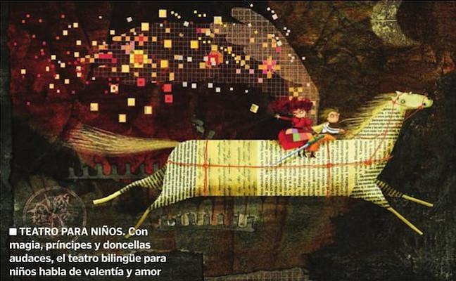 GALita presenta el estreno mundial de Blancaflor