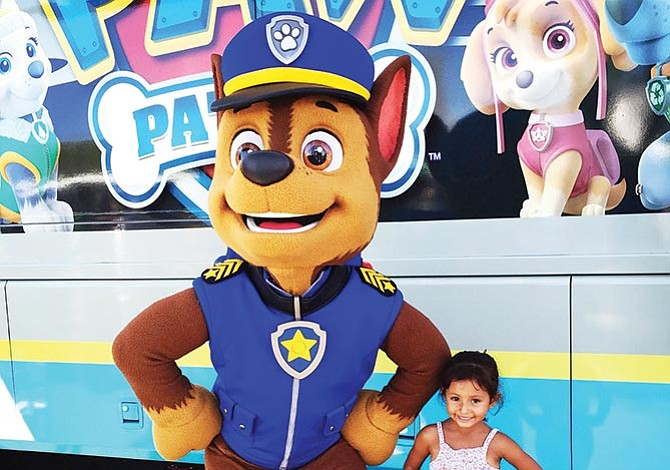 ¡Paw Patrol en el Long Center!