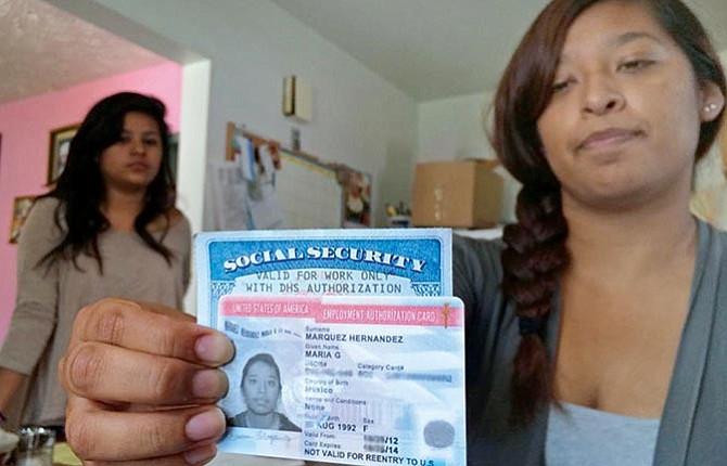 Facilitan permisos de trabajo y número de Seguro Social