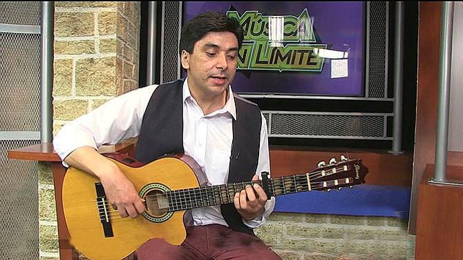 Ricardo Parra en concierto