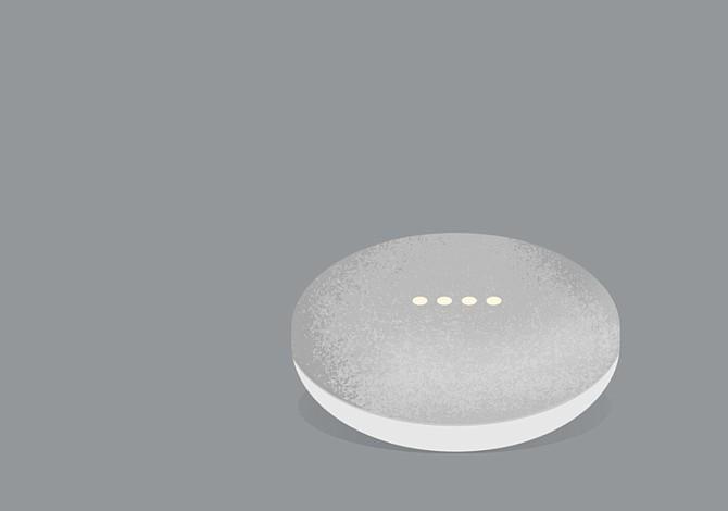 Llegaron los asistentes domésticos de Google: Home Mini y Home Max