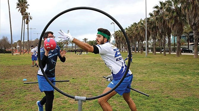 Un deporte mágico y entretenido
