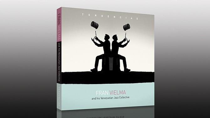 """Carátula del álbum """"Tendencias"""", de Fran Vielma"""