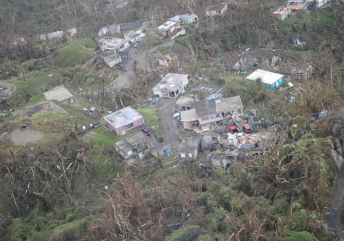 """OPINIÓN: """"Lo que vi en Puerto Rico"""""""