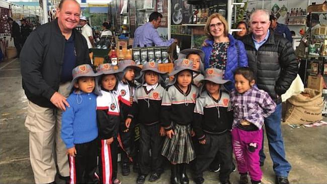 Maryland y Perú buscan fortalecer relaciones