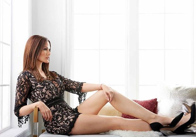 Cynthia Olavarría lanzará su nueva línea de ropa en Evine