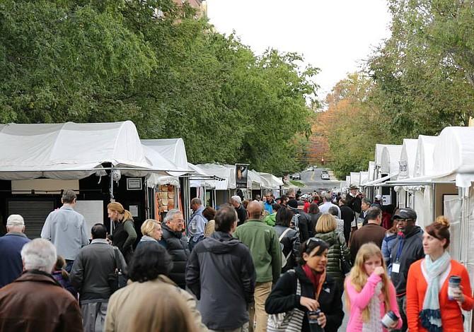 Bethesda celebrará famoso festival de arte