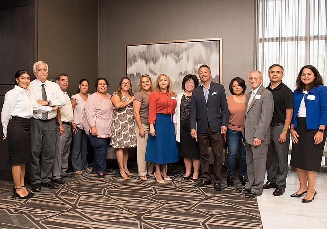 Celebraron reunión del Latino Economic Advancement Advisory Council