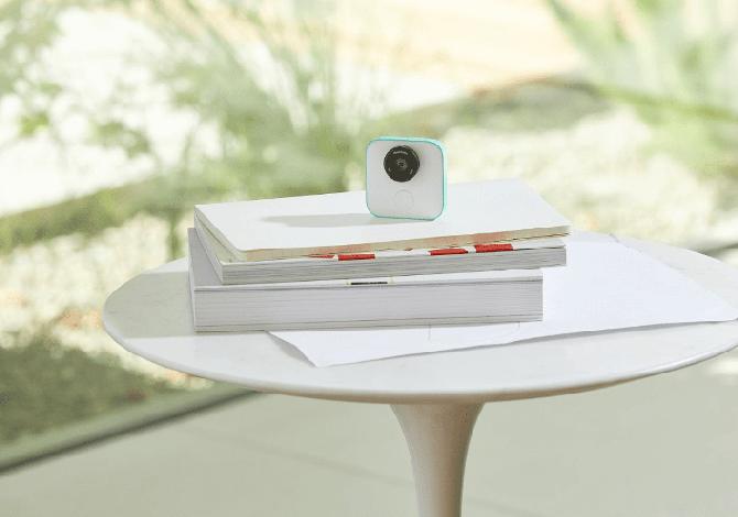 Google Clips: cámara ligera y manos libres para momentos espontáneos
