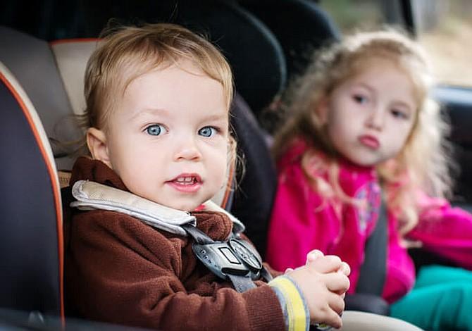 Consejos de educación vial para niños