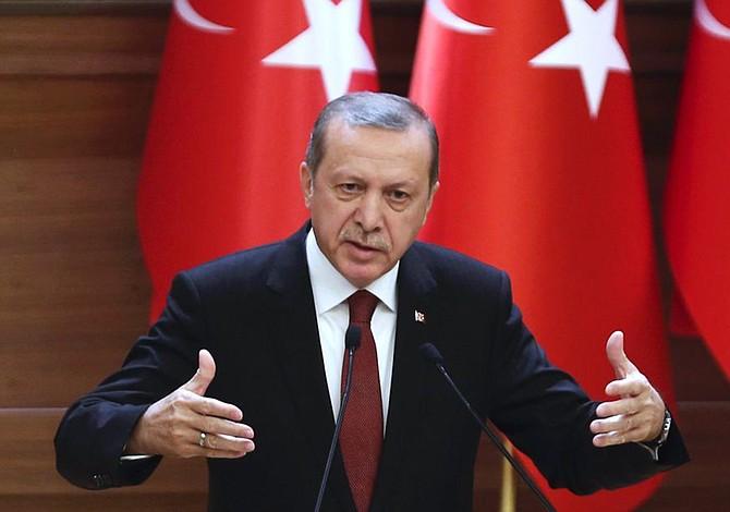 Erdogan y su Gobierno no reconocen al embajador de EEUU