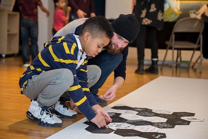 En el Día para las Familias el persona de MassArt inspirará a todos para despertar la creatividad | FOTO: MASSART