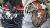 DISPUTA. La mayoría de los estadounidenses está preocupado por la violencia, cree que es demasiado fácil comprar un arma y que las leyes deberían ser más estrictas.