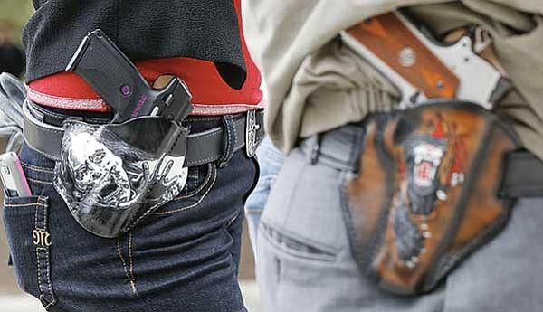 El apego a las armas resiste a las masacres