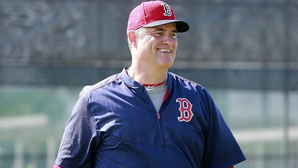 Boston despidió al manager John Farrel tras la eliminación en playoffs