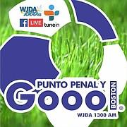 El logo del programa Punto Penal y Gol | Cortesía: 316 Graphics