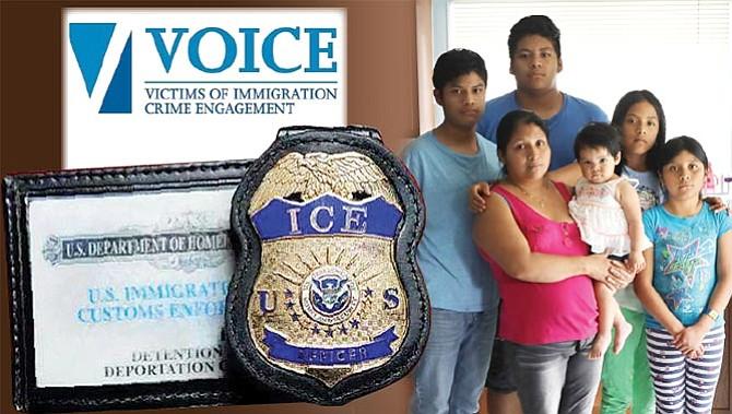 Abuso antiinmigrante con recursos federales