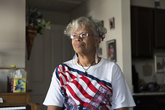 Veteranas de guerra reciben ayuda, décadas después de haber sufrido abusos
