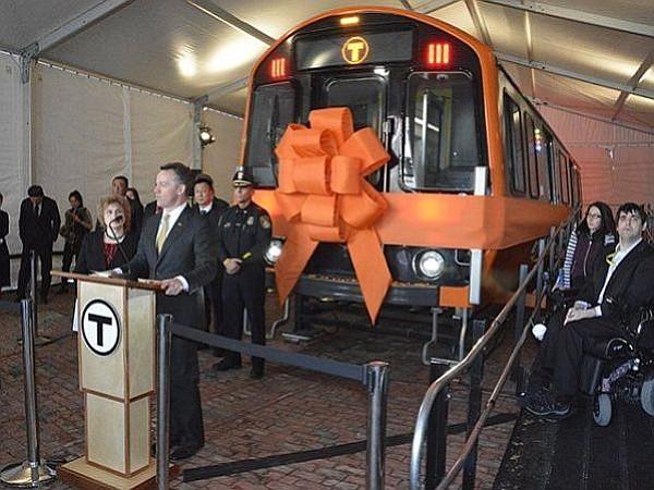 Los nuevos vagones de la Línea Naranja están cada vez más cerca