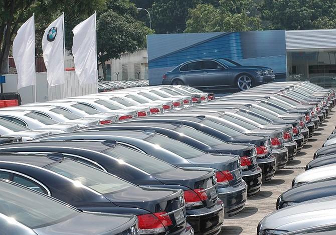 Ventas de vehículos en Brasil crecieron 24,5%