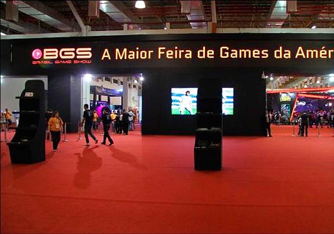 Inmersión virtual conquista la mayor feria de videojuegos de Latinoamérica