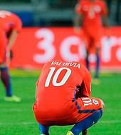 Chile no pasó de las eliminatorias y las miradas acusan a varios jugadores de parranderos