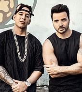Luis Fonsi y Daddy Yankee en los AMA