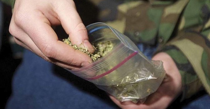 En lo que va del año se han confiscado 480 kilos de fentanilo en la frontera. Esto es casi el doble respecto al 2016. Foto: EcoDiario.Es
