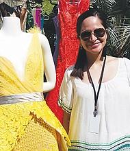 Los diseños presentados atrajeron el interés entre los asistentes de la Semana de la Moda en San Diego.