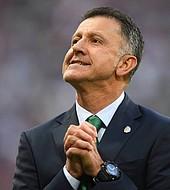 Juan Carlos Osorio, seleccionador de México