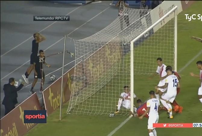 """Infantino tras el gol fantasma de Panamá: """"Ha llegado la hora del VAR"""""""