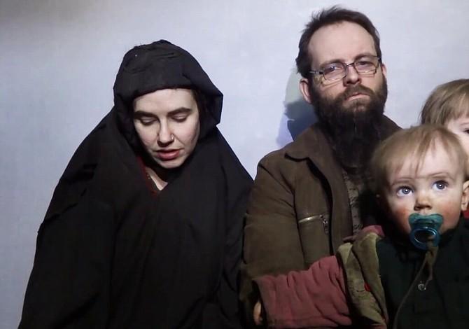 Ejército paquistaní liberó a matrimonio con hijos secuestrado en 2012