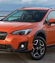 Subaru Crosstrek del 2018