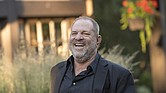 Harvey Weinstein, co-presidente y fundador de Weinstein Co., en Sun Valley, Idaho, en julio de 2017.