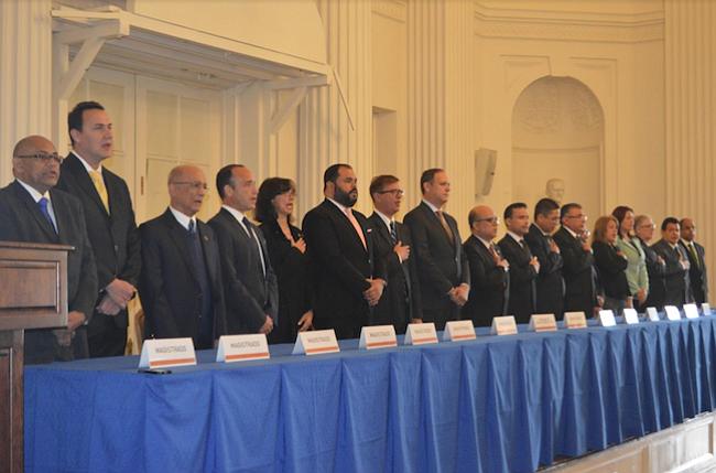 Tribunal Supremo de Justicia venezolano en el exilio se instaló en la OEA
